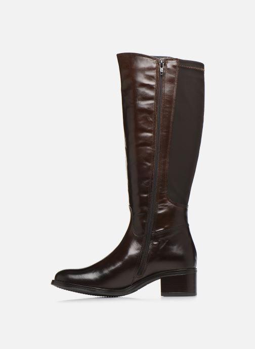 Stiefel Georgia Rose Ribotta soft braun ansicht von vorne