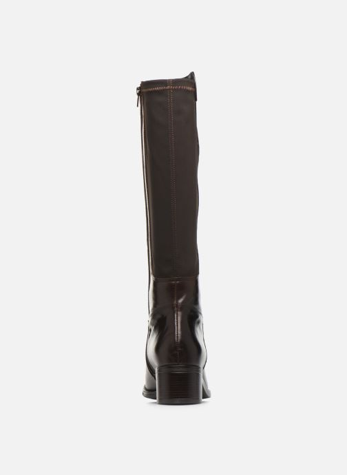 Boots & wellies Georgia Rose Ribotta soft Brown view from the right
