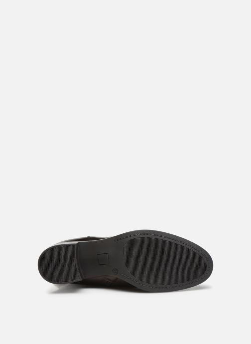 Stiefel Georgia Rose Ribotta soft braun ansicht von oben