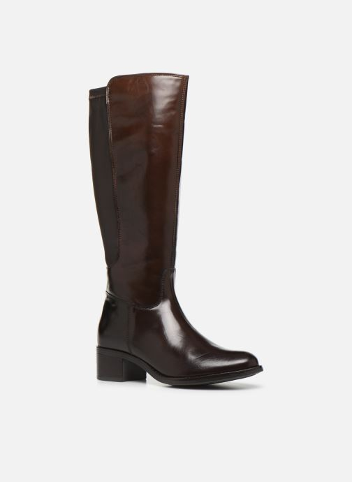 Boots & wellies Georgia Rose Ribotta soft Brown detailed view/ Pair view