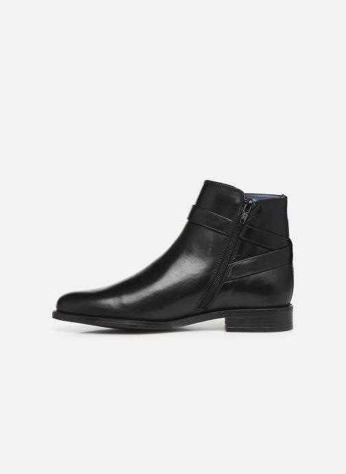 Boots en enkellaarsjes PintoDiBlu 74184 Zwart voorkant