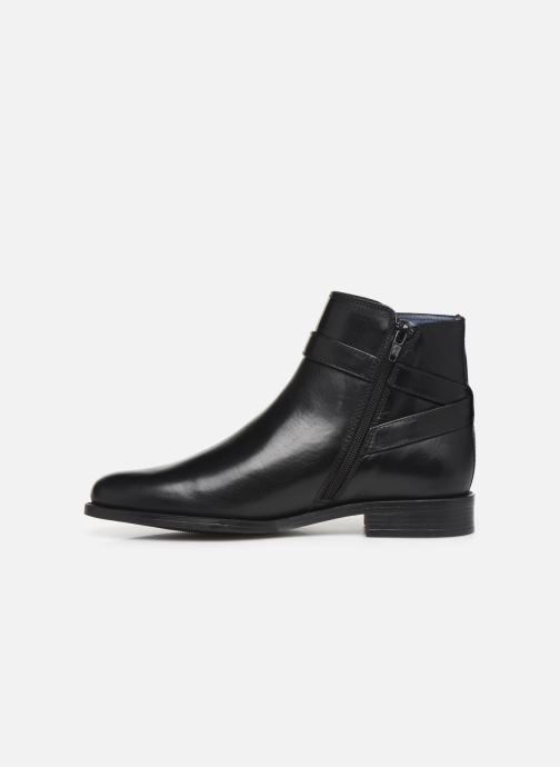 Ankle boots PintoDiBlu 74184 Black front view