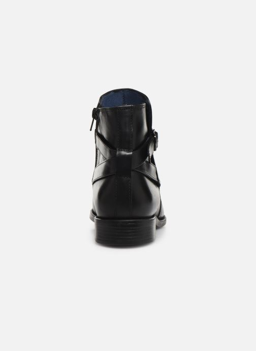 Ankle boots PintoDiBlu 74184 Black view from the right