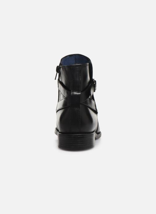 Bottines et boots PintoDiBlu 74184 Noir vue droite