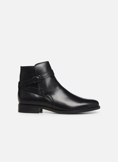 Boots en enkellaarsjes PintoDiBlu 74184 Zwart achterkant