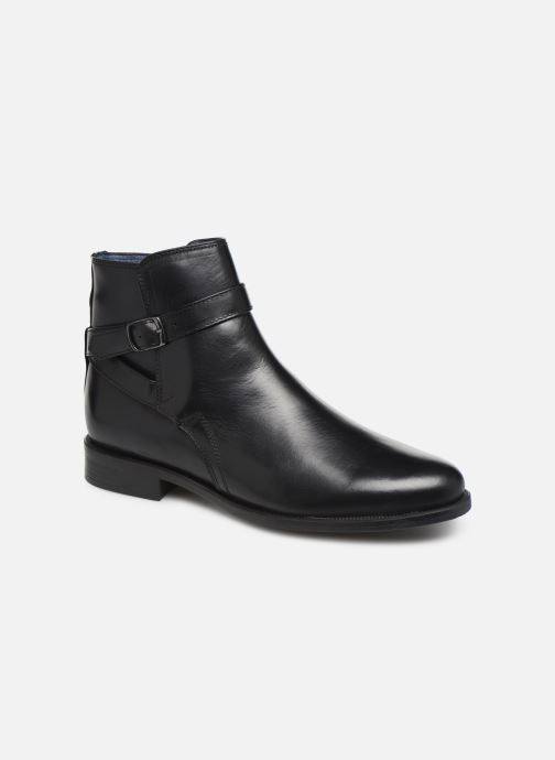 Ankle boots PintoDiBlu 74184 Black detailed view/ Pair view