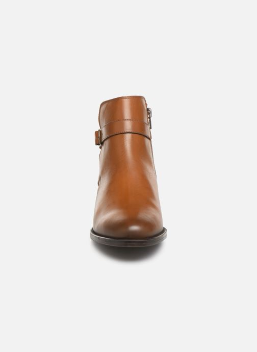 Ankle boots PintoDiBlu 74184 Brown model view