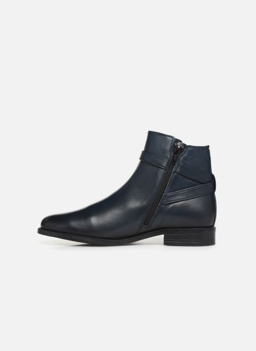Ankle boots PintoDiBlu 74184 Blue front view