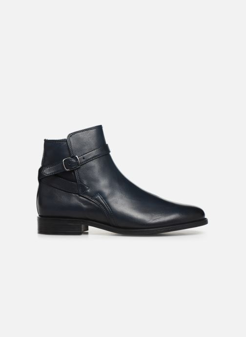 Ankle boots PintoDiBlu 74184 Blue back view