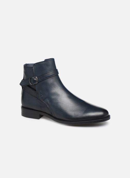 Ankle boots PintoDiBlu 74184 Blue detailed view/ Pair view