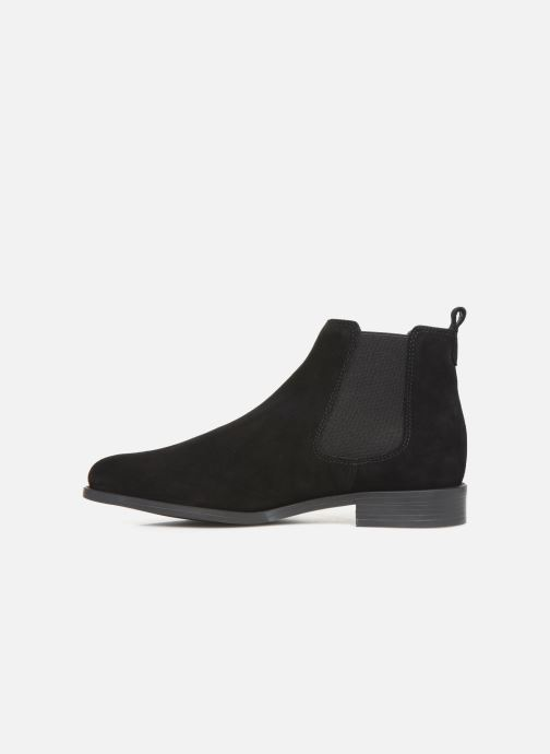 Ankle boots PintoDiBlu 80370 Black front view