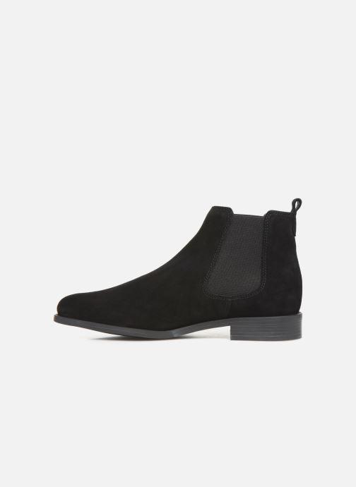 Boots en enkellaarsjes PintoDiBlu 80370 Zwart voorkant