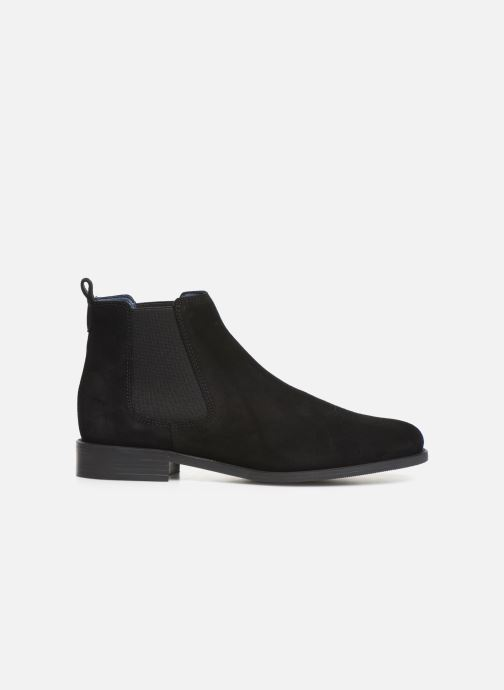 Ankle boots PintoDiBlu 80370 Black back view