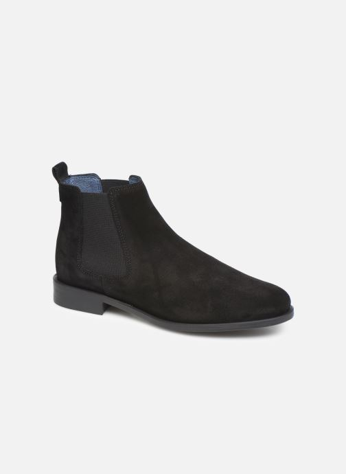 Ankle boots PintoDiBlu 80370 Black detailed view/ Pair view