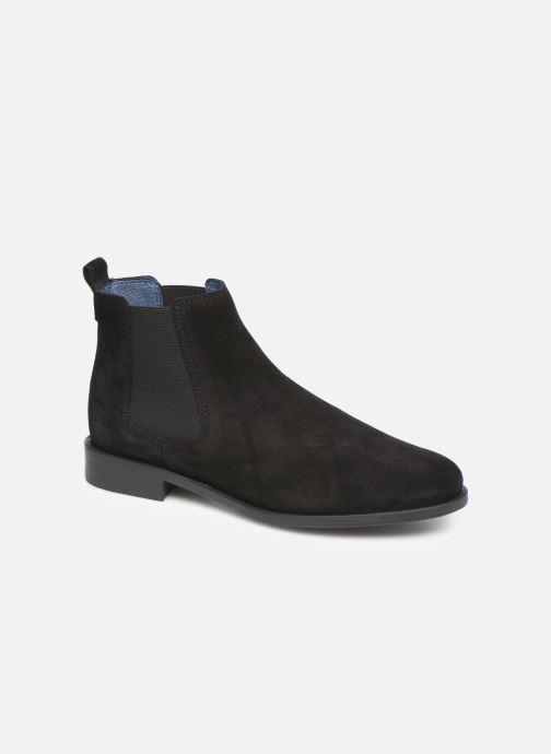Boots en enkellaarsjes PintoDiBlu 80370 Zwart detail