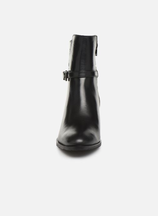 Ankle boots PintoDiBlu 9857 Black model view