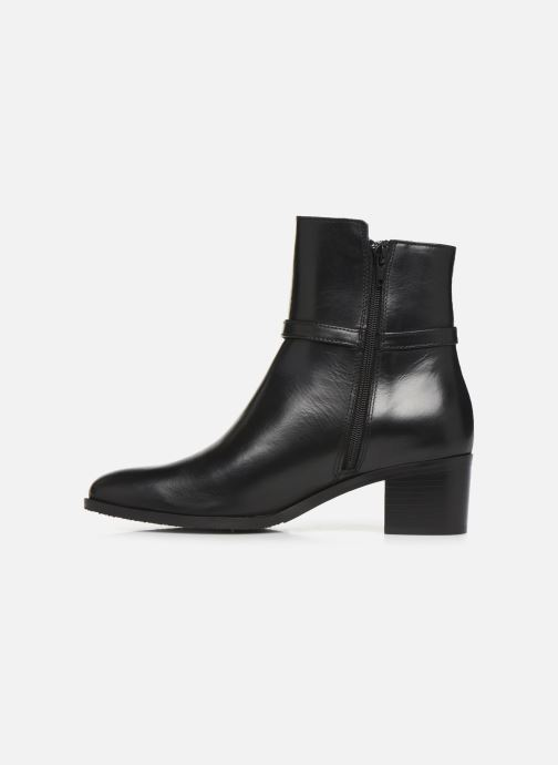 Ankle boots PintoDiBlu 9857 Black front view