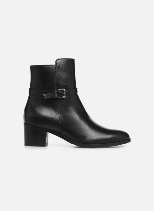Boots en enkellaarsjes PintoDiBlu 9857 Zwart achterkant