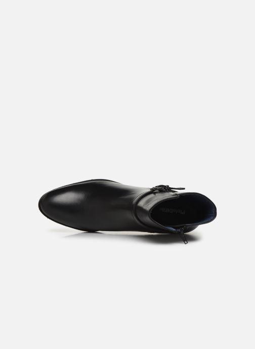 Boots en enkellaarsjes PintoDiBlu 9857 Zwart links