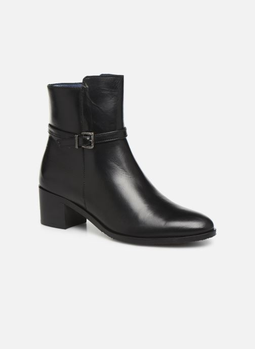 Ankle boots PintoDiBlu 9857 Black detailed view/ Pair view