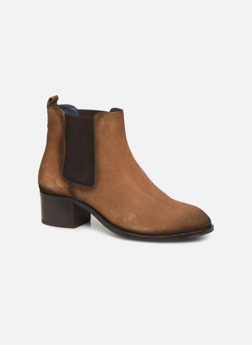 Boots en enkellaarsjes PintoDiBlu 81752 Bruin detail