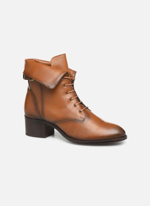 Boots en enkellaarsjes PintoDiBlu 74778 Bruin detail