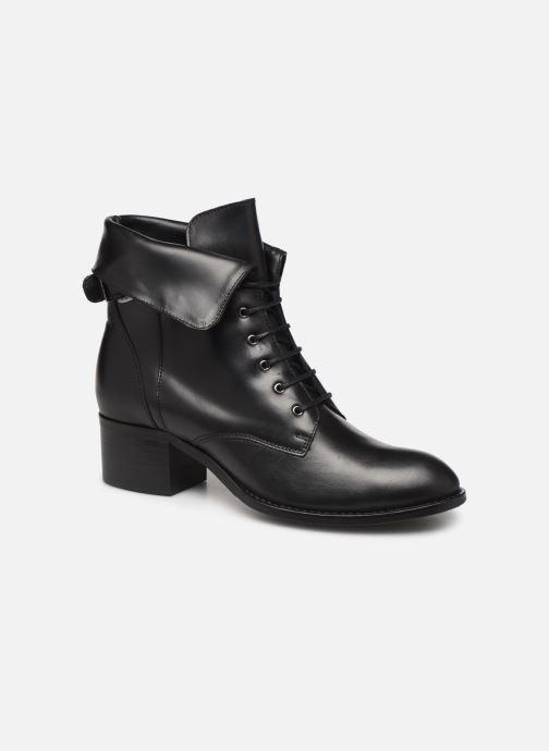 Boots en enkellaarsjes PintoDiBlu 74778 Zwart detail