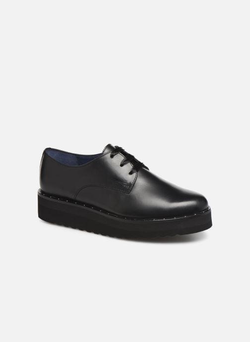 Chaussures à lacets PintoDiBlu 20751 Noir vue détail/paire