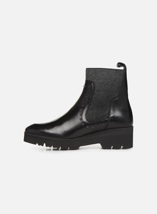 Boots en enkellaarsjes PintoDiBlu 82000 Zwart voorkant