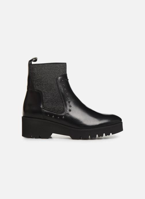 Boots en enkellaarsjes PintoDiBlu 82000 Zwart achterkant