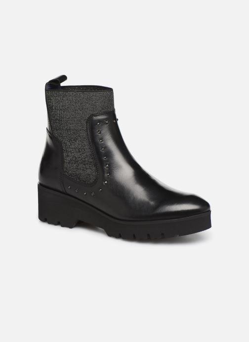 Boots en enkellaarsjes PintoDiBlu 82000 Zwart detail
