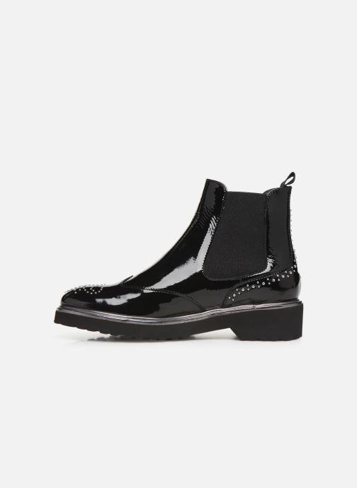 Boots en enkellaarsjes PintoDiBlu 78736 Zwart voorkant