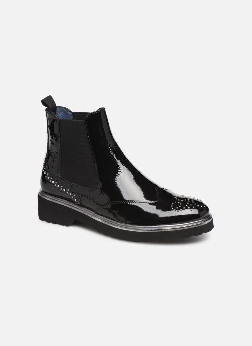 Boots en enkellaarsjes PintoDiBlu 78736 Zwart detail