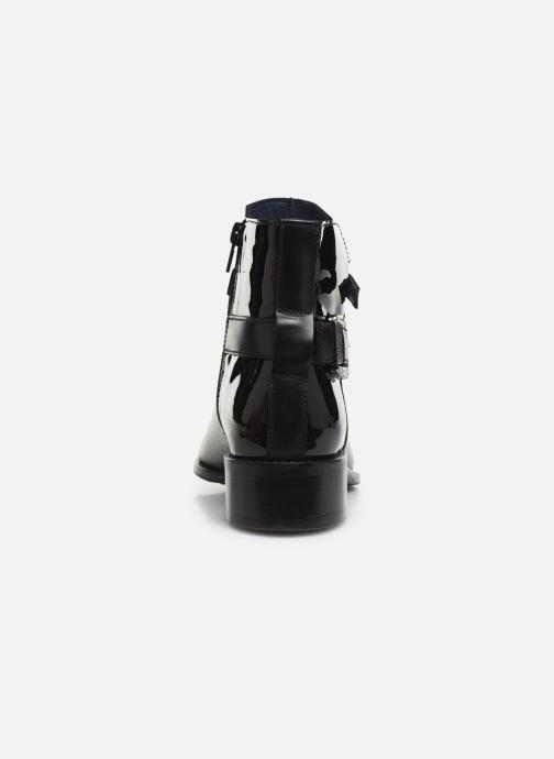 Boots en enkellaarsjes PintoDiBlu 81550 Zwart rechts