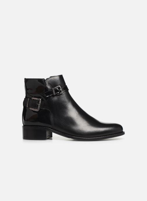 Boots en enkellaarsjes PintoDiBlu 81550 Zwart achterkant