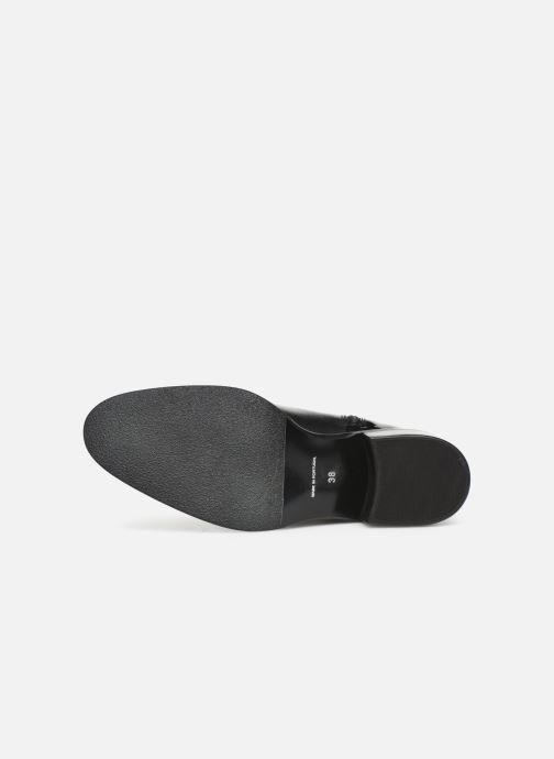 Boots en enkellaarsjes PintoDiBlu 81550 Zwart boven