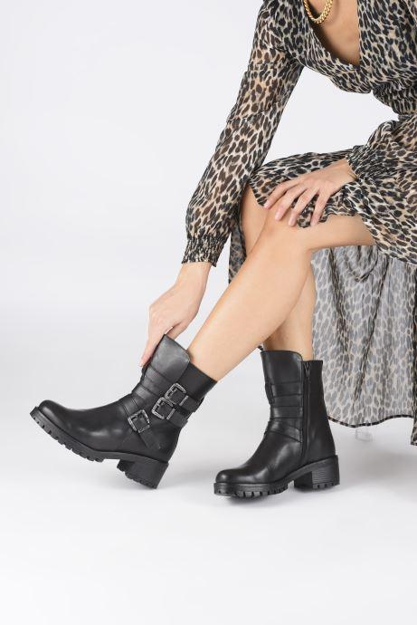 Stiefeletten & Boots PintoDiBlu 81682 schwarz ansicht von unten / tasche getragen