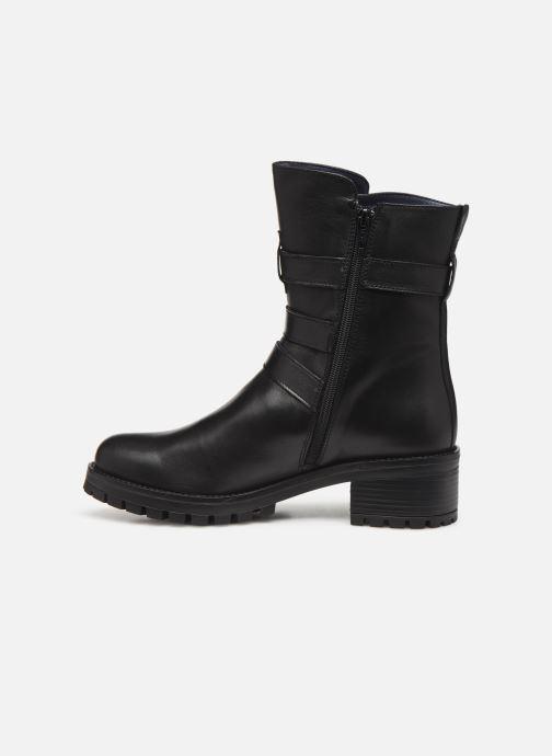 Boots en enkellaarsjes PintoDiBlu 81682 Zwart voorkant