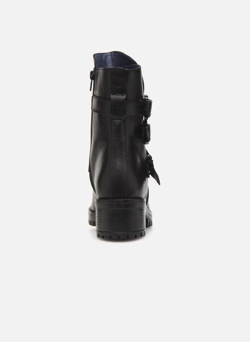 Boots en enkellaarsjes PintoDiBlu 81682 Zwart rechts