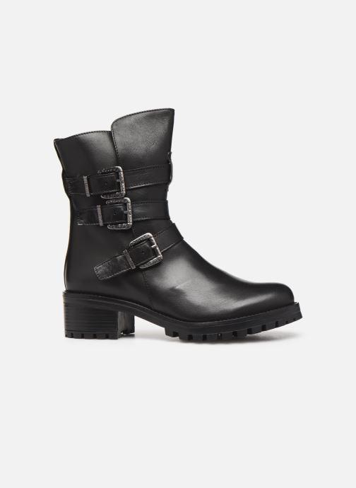 Boots en enkellaarsjes PintoDiBlu 81682 Zwart achterkant