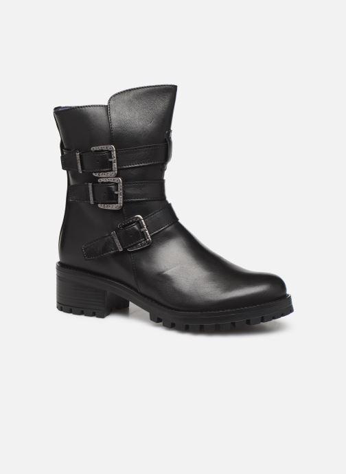 Boots en enkellaarsjes PintoDiBlu 81682 Zwart detail