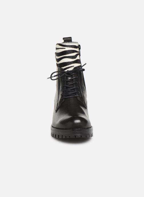 Boots en enkellaarsjes PintoDiBlu 81663 Zwart model