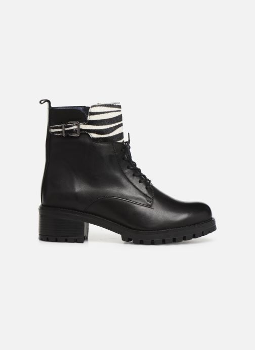 Boots en enkellaarsjes PintoDiBlu 81663 Zwart achterkant