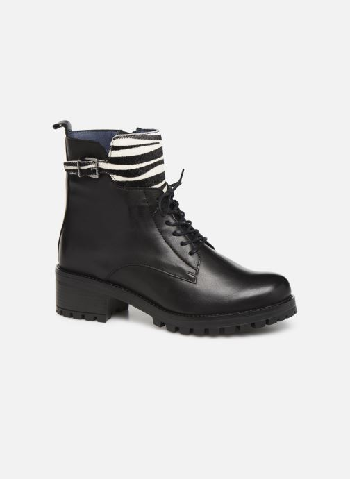 Boots en enkellaarsjes PintoDiBlu 81663 Zwart detail