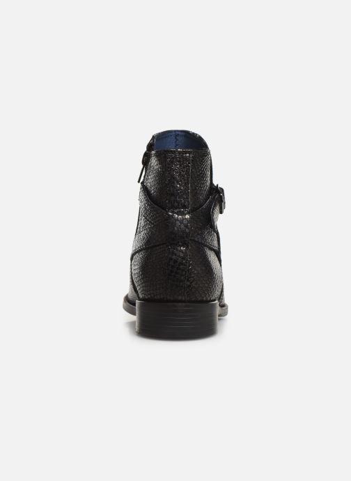Bottines et boots PintoDiBlu 74184-00 Noir vue droite