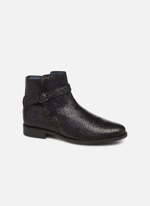 Bottines et boots PintoDiBlu 74184-00 Noir vue détail/paire