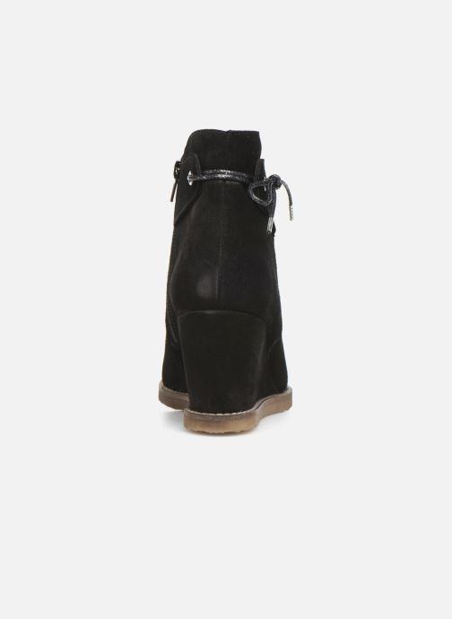 Boots en enkellaarsjes PintoDiBlu 81800 Zwart rechts