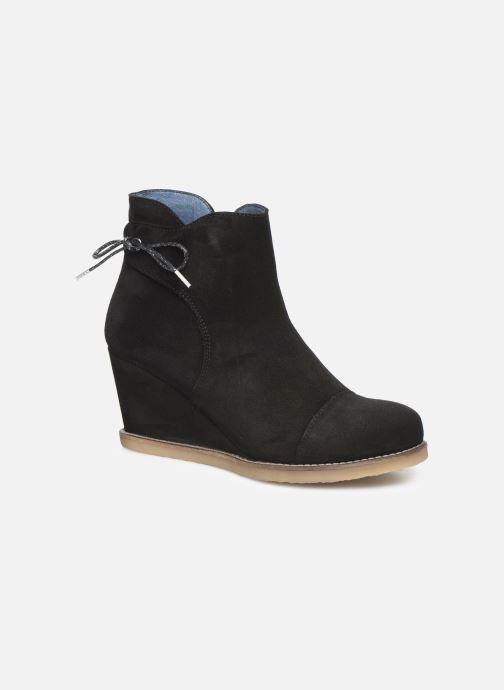 Boots en enkellaarsjes PintoDiBlu 81800 Zwart detail