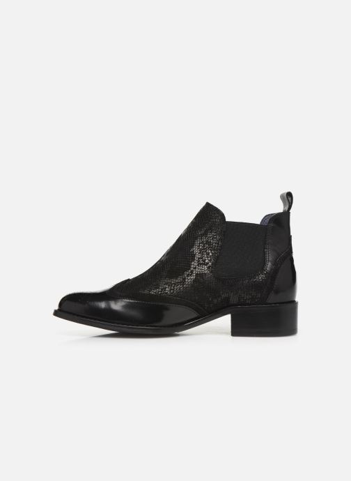 Boots en enkellaarsjes PintoDiBlu 81560 Zwart voorkant