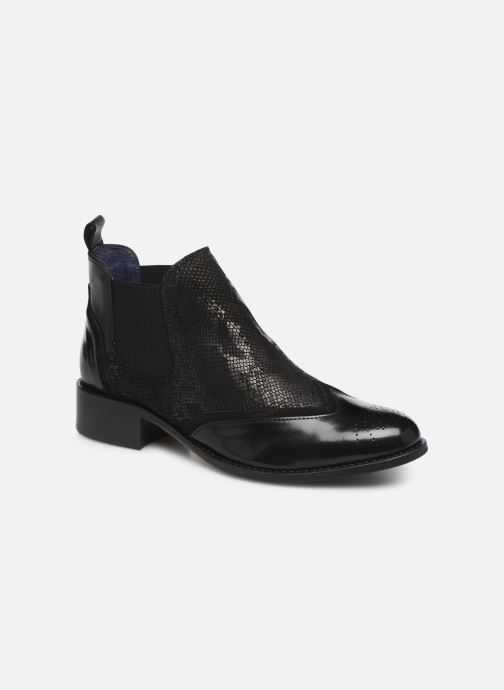 Boots en enkellaarsjes PintoDiBlu 81560 Zwart detail